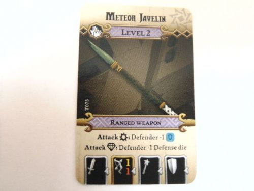 md - l2 treasure card (meteor javeline)
